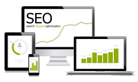 SEO optimierte Website